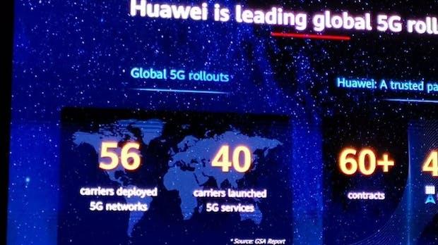 Quartalsbericht: Huawei steigert Umsatz trotz US-Embargo
