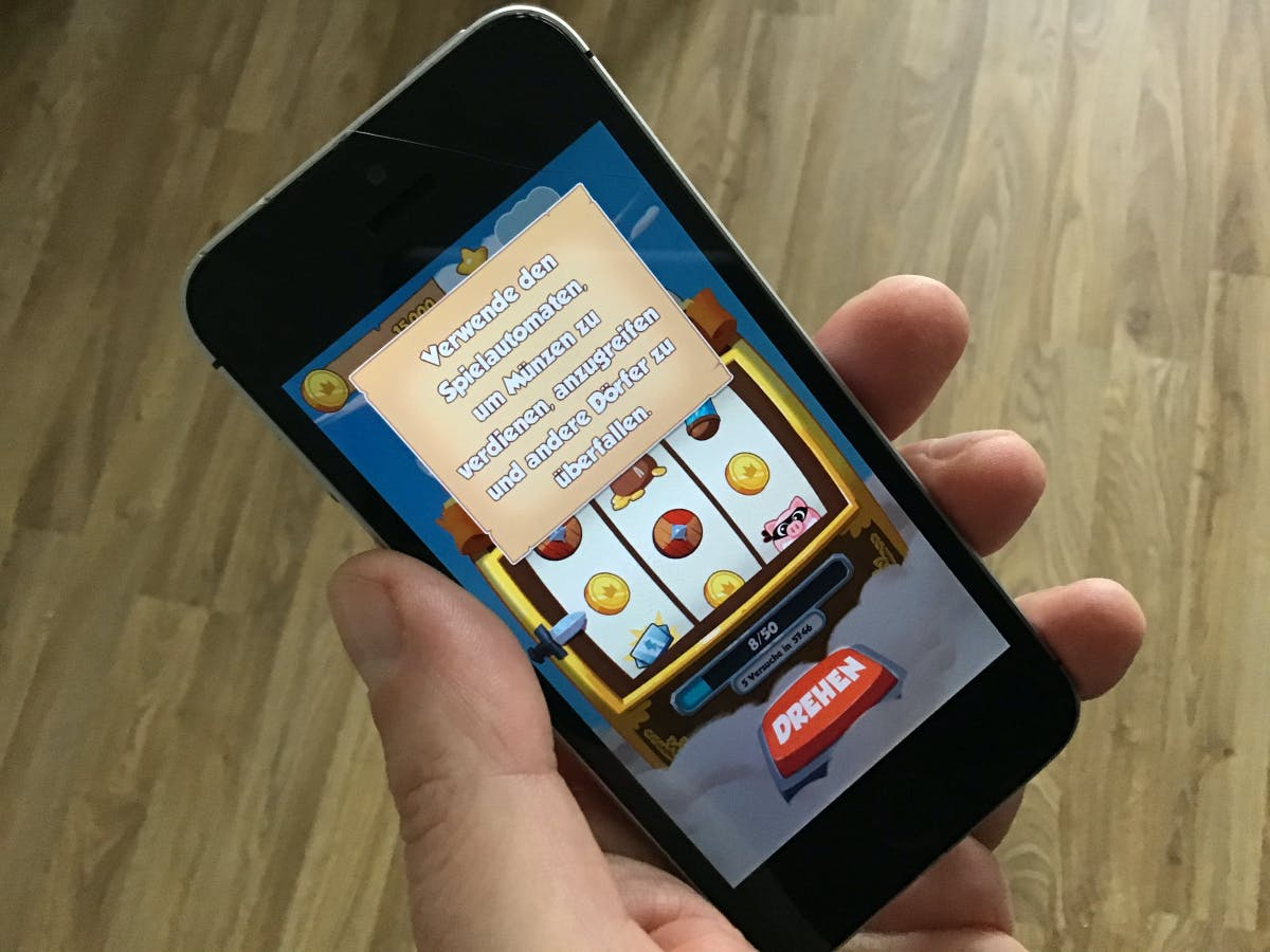 Nach Böhmermann-Bericht: Indizierungsverfahren gegen Smartphone-Spiel Coin Master