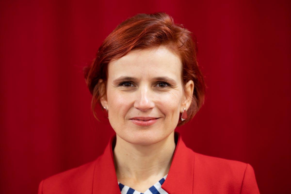 """Katja Kipping, was heißt eigentlich """"Digitalisierung von links""""?"""