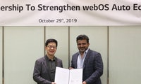 WebOS Auto: LG und Qualcomm entwickeln gemeinsame Infotainment-Plattform