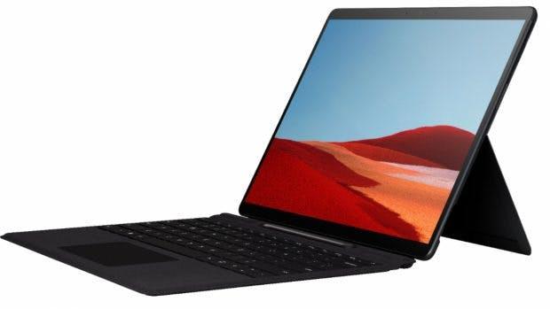 Microsoft Surface Pro X. (Bild: Microsoft)