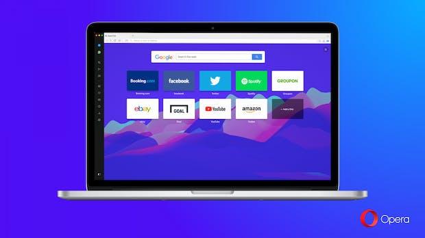 Opera 64 – Bessere Performance durch weniger Ads und Tracking