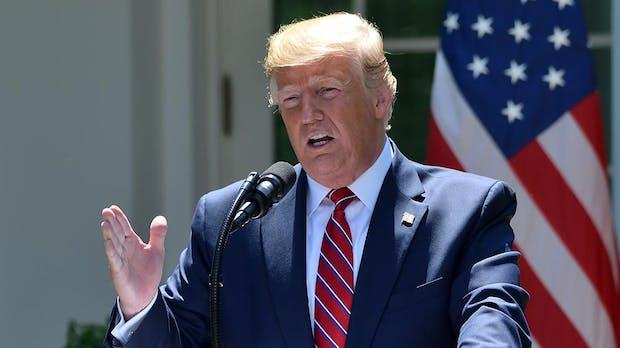 Donald Trump geht auf Twitch an den Start