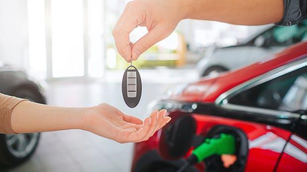 E-Auto-Kaufprämie: Anzahl der Anträge nimmt deutlich zu