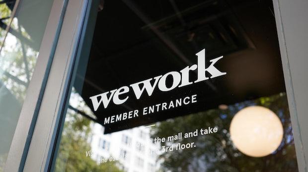Einstiges Hype-Startup Wework will schon 2021 positiven Cashflow erreichen