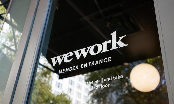 Wework: Akzeptanz von Bitcoin und anderen Kryptowährungen