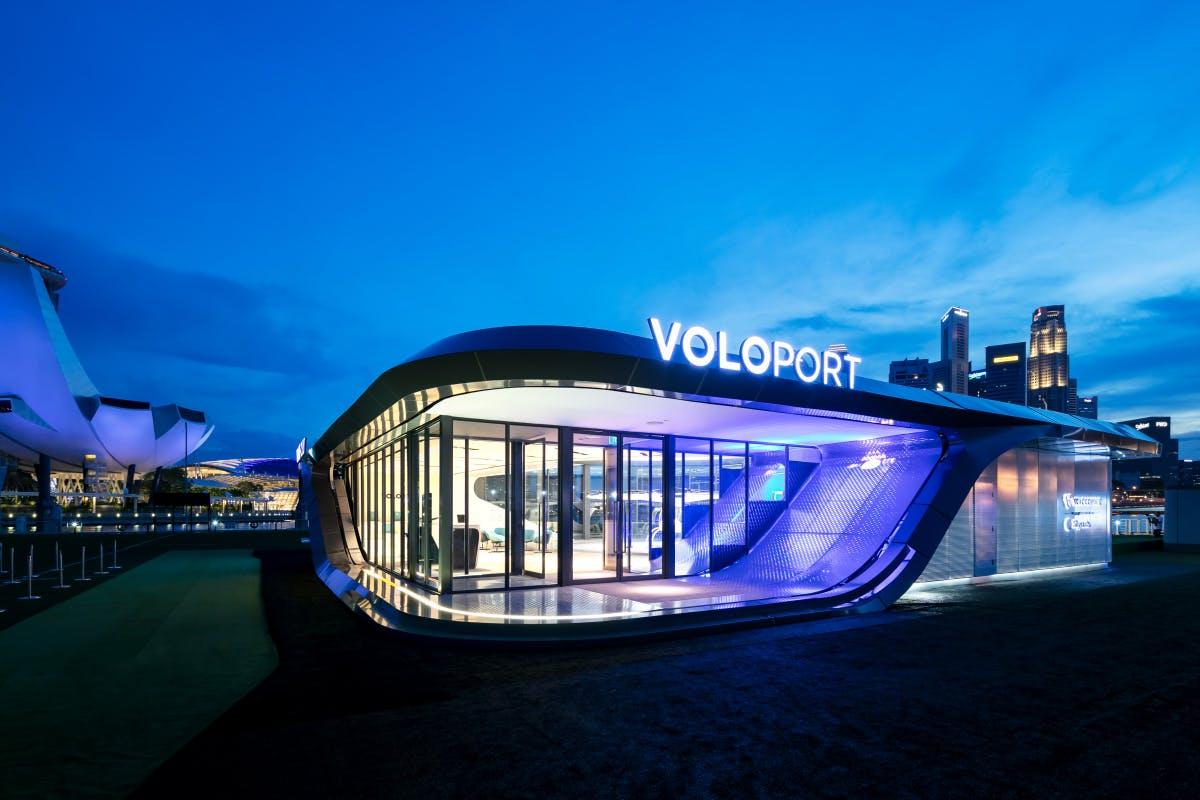 Volocopter: Lufttaxis in 2 bis 5 Jahren marktreif