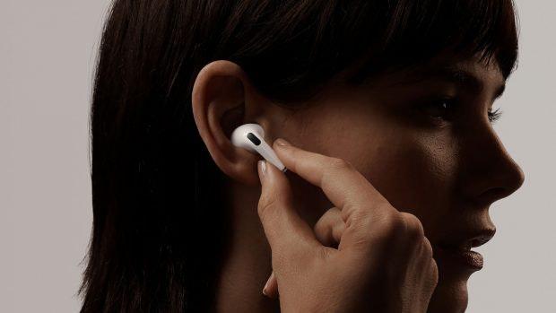 Apple Airpods Pro. (Bild: Apple)