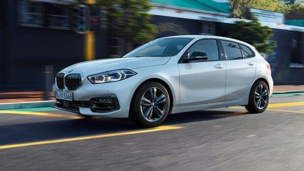 Der BMW i1 wird Teil der 1er-Serie. Das Foto zeigt ein Verbrennermodell der 1er-Reihe. (Foot: BMW)