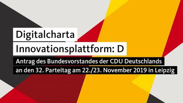 Parteitagsbeschluss: CDU setzt bei Software-Förderung auf Open Source