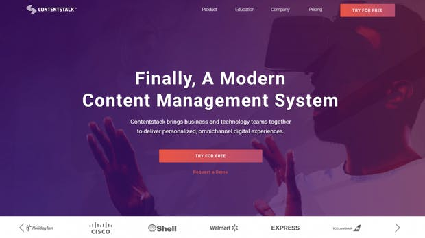Headless CMS Contentstack erhält Finanzspritze über 31,5 Millionen US-Dollar