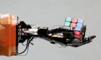 OpenAI: Roboter löst Rubik's Cube mit einer Hand