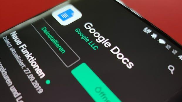 News für die G-Suite: Smarte Autovervollständigung für Google Docs und Google-Assistant-Anbindung