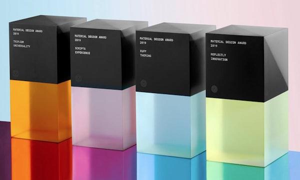 Diese vier Apps erhalten Googles Material Design Award 2019