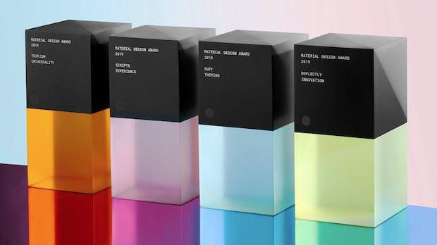 Material Design Awards 2019: Diese Apps gewinnen Googles Gestalter-Preis