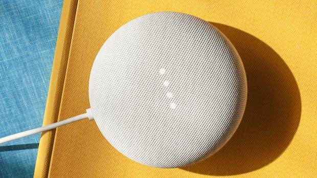 Google Nest Mini: Neuer Assistant-Smartspeaker mit besserem Sound