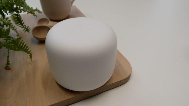 Google Nest Wifi-Router. (Bild: Google)