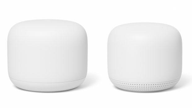 Google Nest Wifi Bundle. (Bild: Google)