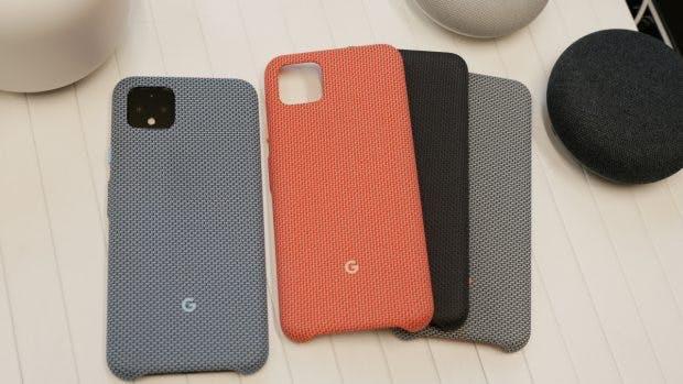 Google bietet für sein Pixel 4 wieder schicke Cases an. Foto: t3n)