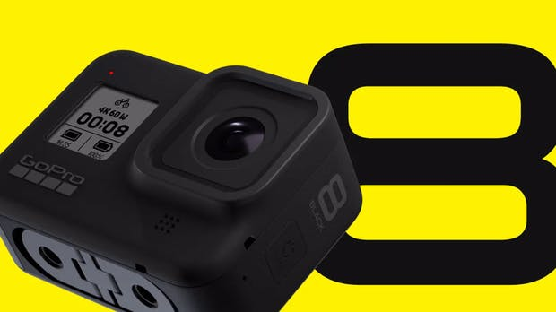 Action-Cams: Gopro Hero 8 Black und Gopro Max offiziell vorgestellt