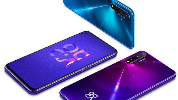 "Huawei Nova 5T: ""Neues"" Smartphone kommt mit Google-Apps"