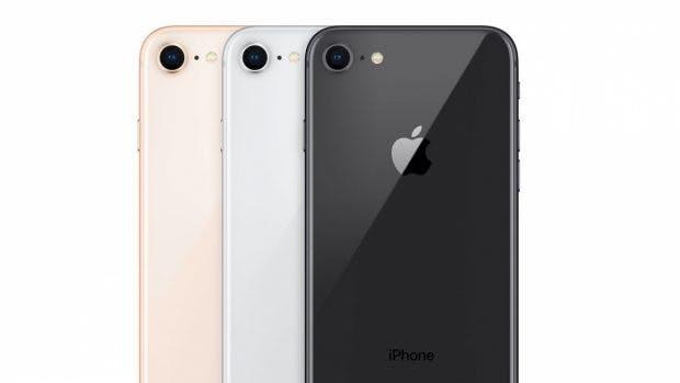 Das iPhone SE 2 soll aussehen wie das iPhone 8. (Bild: Apple)