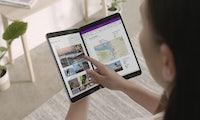 Faltbares Surface Neo: Microsoft zeigt Ausblick in die Notebook-Zukunft