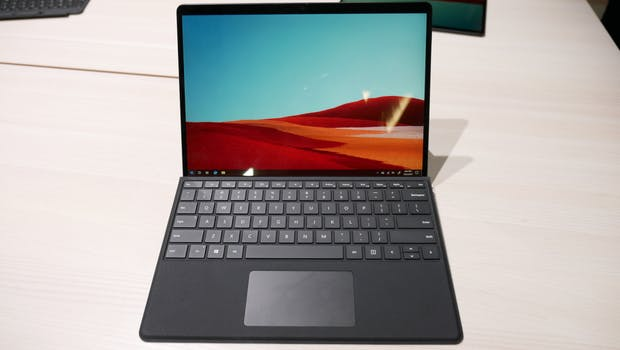 Microsoft Surface Pro X. (Foto: t3n.de)