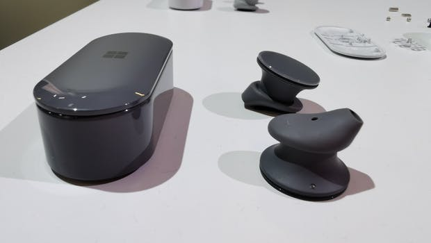 Surface Earbuds. (Foto: t3n)