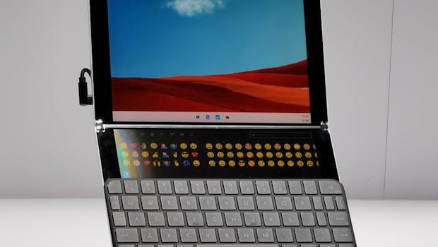 Microsoft Surface Neo. (Foto: t3n.de)