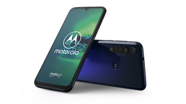 Moto G8 Plus: Neuer Nachfolger von Motorolas Bestseller kommt mit 48-Megapixel-Kamera