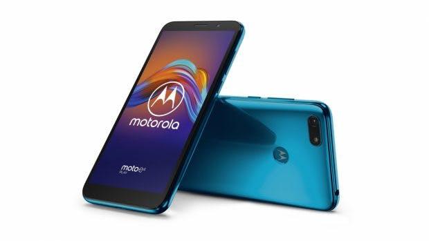 Motorola Moto E6. (Bild: Motorola)