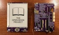 The Open Book ist eine quelloffene Kindle-Alternative
