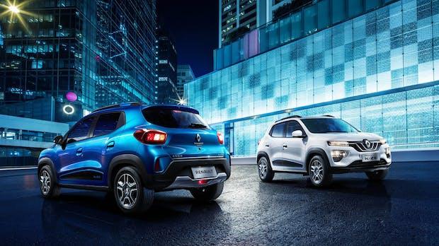 Um die 12.000 Euro: Renault will seinen Citystromer K-ZE zum Kampfpreis nach Europa bringen