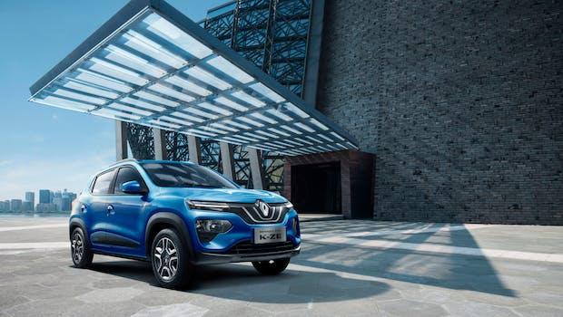 Renault City K-ZE. (Bild: Renault)