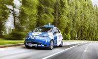 Autonom fahrende Elektroauto: Renault testet Taxidienst