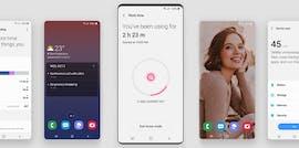 Android 10 Update für Samsung-Smartphone: One UI 2 Beta ist da. (Bild: Samsung)