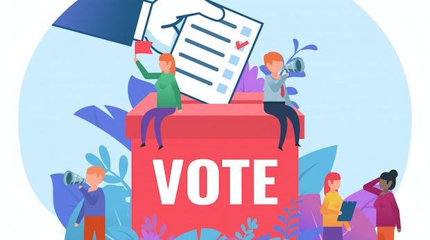 Wahlwerbung bei der Europawahl: So viel gaben die Parteien für Social-Media-Targeting aus