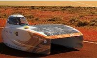 Im Solar-Wagen durch die Wüste: World Solar Challenge gestartet