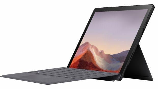 Microsoft Surface Pro 7. (Bild: Microsoft)