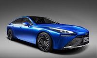 Toyotas Wasserstoff-Mirai 2 wird sportlicher und bietet mehr Reichweite
