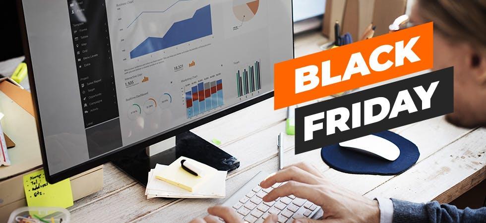 Black Friday E-Commerce Onlinehandel