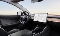 Kein sichtbarer Rand: Tesla verbessert seine Touchscreens