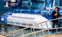 """The Ocean Cleanup enthüllt geheimes Nebenprojekt """"Interceptor"""""""