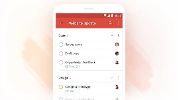 Todoist: To-do-App bekommt großes Update