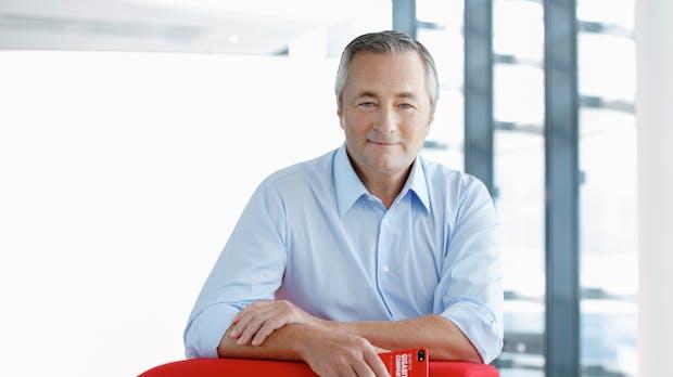 """Vodafone-Chef: """"Es gibt nur einen dominanten Spieler in Deutschland – die Telekom"""""""