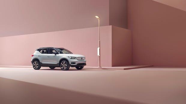 XC40 Recharge: Der erste vollelektrische Volvo ist da