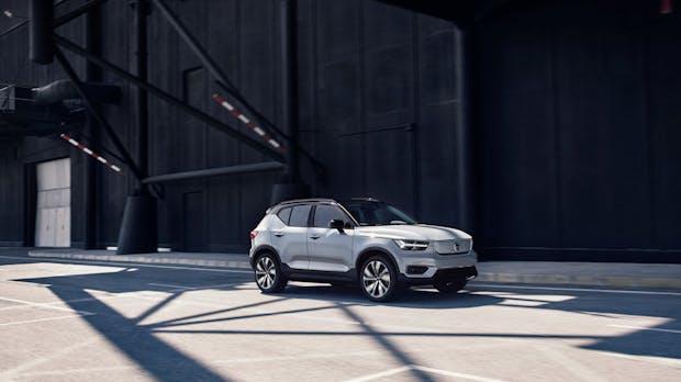 XC40 Recharge P8 AWD: Der erste vollelektrische Volvo ist ab sofort bestellbar
