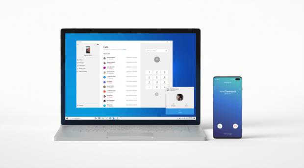 So sieht die aktualisierte App künftig aus. (Illustration: Microsoft)