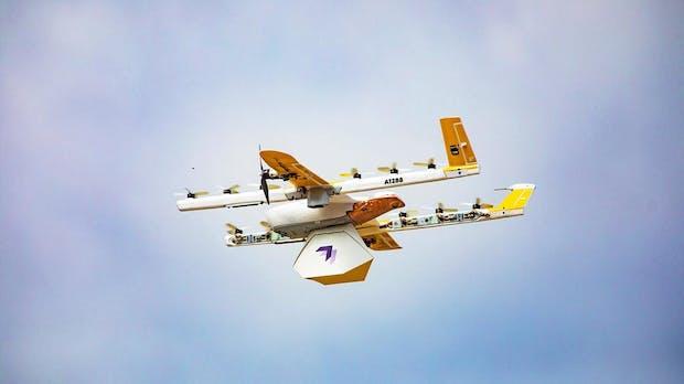 Wing Aviation startet kommerziellen Drohnenlieferservice im amerikanischen Virginia